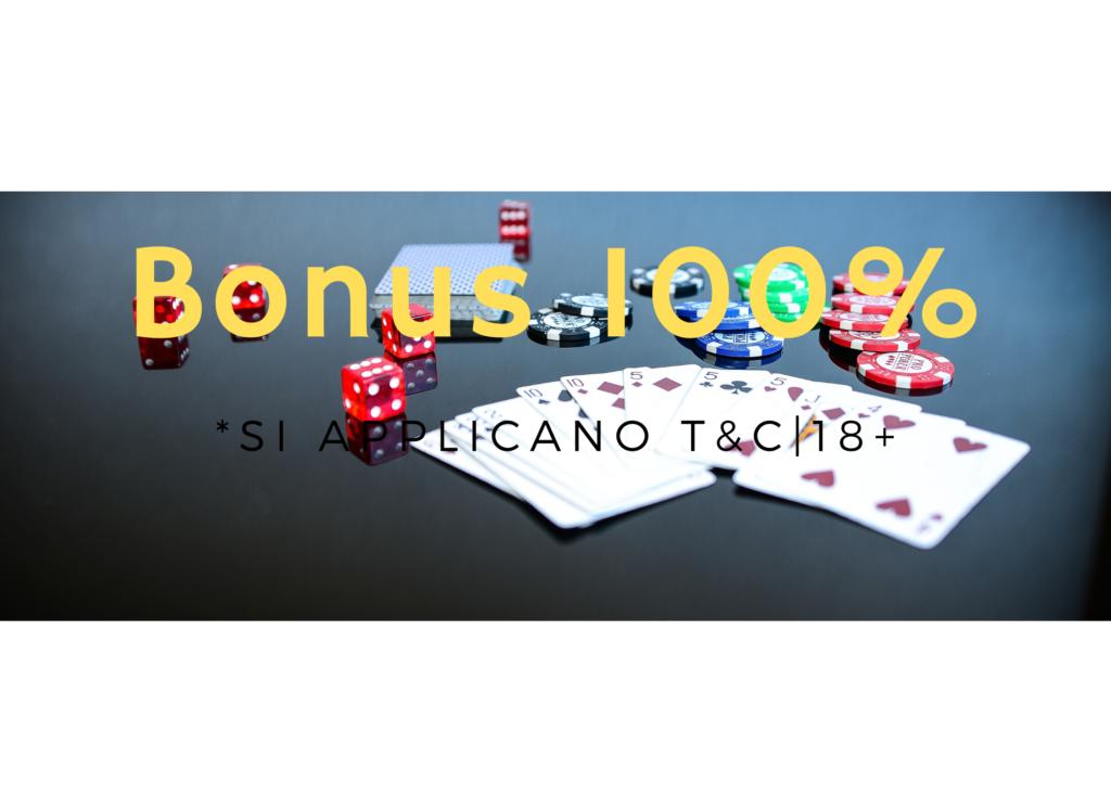 bonus casinò online