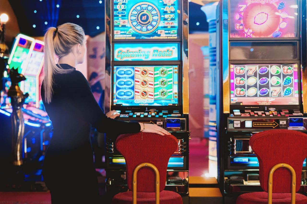 termini delle slot machines